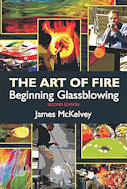 Art of Fire beginning glassblowing
