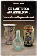 Belgian Glass 1987 by Thiry