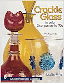Crackle Glass of Depression era (2000)