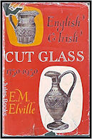 English & Irish Cut Glass 1955