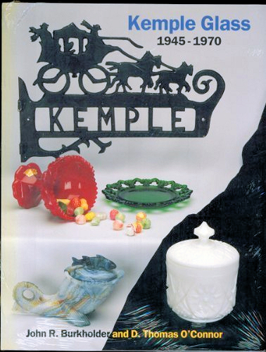 Kemple glass book