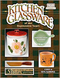 Kitchen glass book