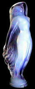 Sabino glass figure