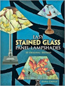 Stained Glass Lampshade Plans 2013
