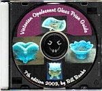 Opalescent glass CD