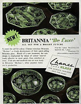 Chance Britannia advert