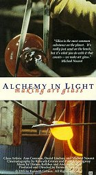 Video by Kenneth Grimes on Alchemy in Light: Making Art Glass