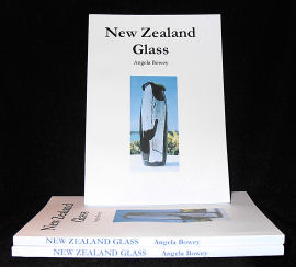 New Zealand Glass book